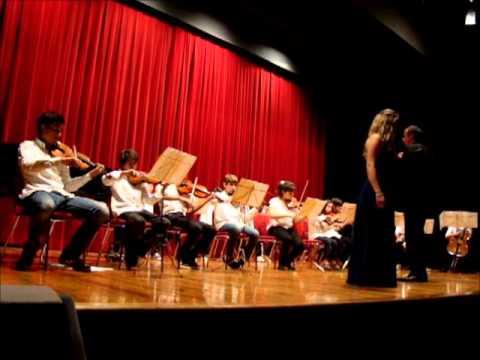 Clases de canto en Vigo - Casta diva de Bellini - Coppelia Conservatorio música y danza