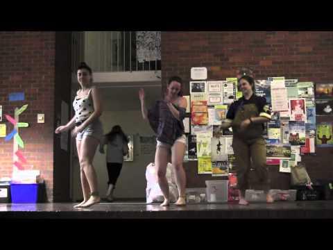 Mathes Dance Contest
