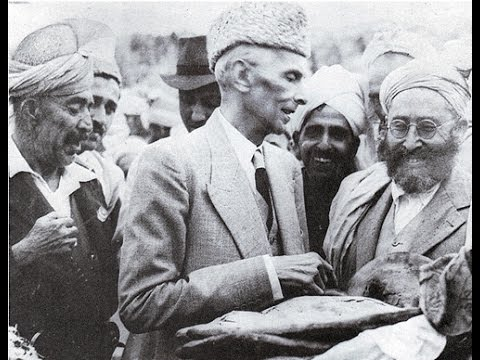Great leaders of Pakistan's independence movement