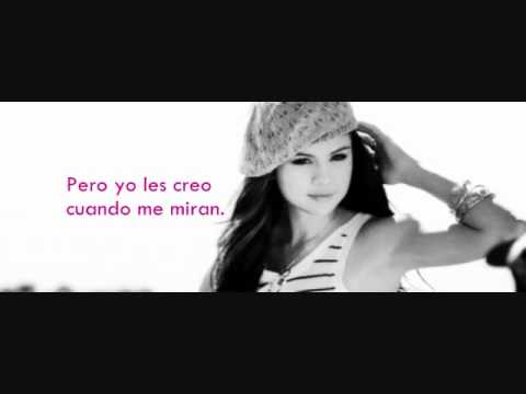 My Dilemma - Selena Gomez & The Scene -Traducida al español