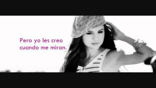 My Dilemma - Selena Gomez & The Scene -Traducida al español