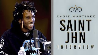 SAINt JHN Didn't Know He Was On 'Brown Skin Girl' Until The Album Dropped
