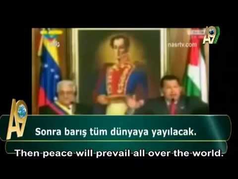 Hugo Chavez: ?Prophet Jesus (as) Will Come Hand In