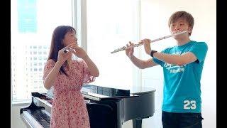 長笛姐姐首張創作單曲《Through the air》Lily Flute Original song雙長笛 LilyX坂上領 Flute Duet