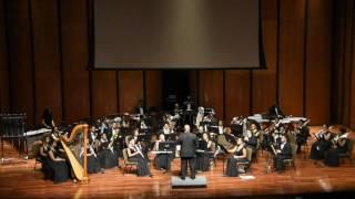 "Howard University Concert Band ""Duke Ellington"" @ 2017 HBCU Consortium"