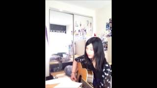 Cover of Kang MinHyuk - STAR 별 (Heartstrings OST) Acoustic Guitar