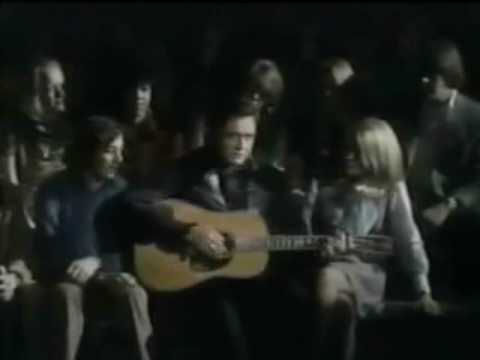Johnny Cash - You're The One I Need [On Campus] mp3