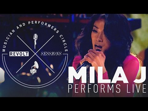 Mila J Performs Live | REVOLT Sessions