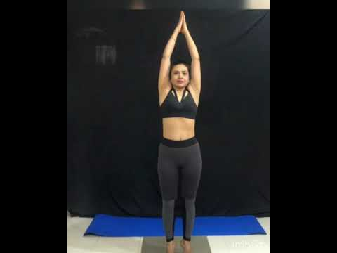 5 simple yoga poses for beginners  youtube