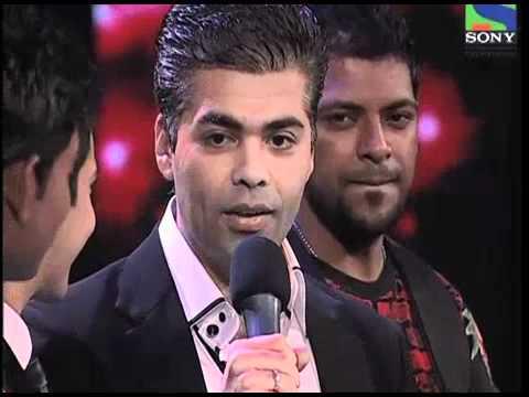 X Factor India - Karan Johar's surprise announcement- X Factor india - Episode 8 -  10th June 2011