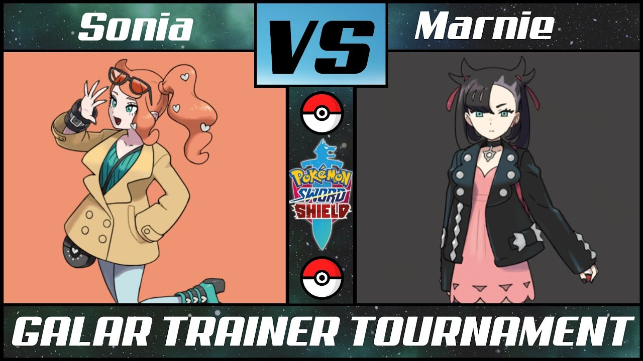 Galar Trainer Tournament: SONIA vs MARNIE - Quarterfinal #4