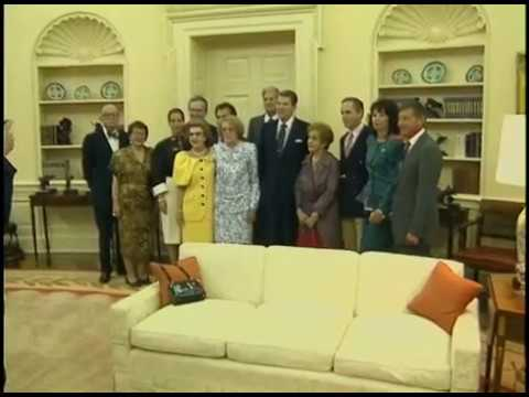 President Reagan's Photo Opportunities on June 22-23, 1988