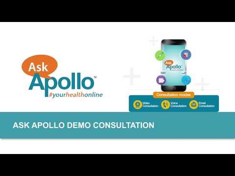 Ask Apollo Online Consultation - Http://askapollo.com/