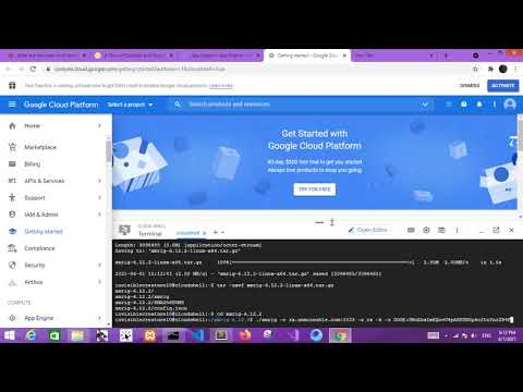 How To Mine Doge Coin Using Free Google Cloud Server 2021
