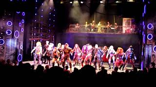 WWRY tapsrend