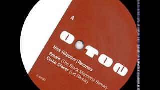 Nick Höppner - Relate (The Black Madonna Remix)