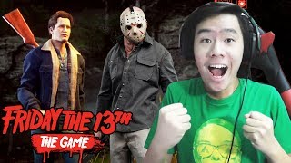 TOMMY JARVIS BERHASIL BUNUH JASON !!! - Friday The 13th The Game Indonesia #1