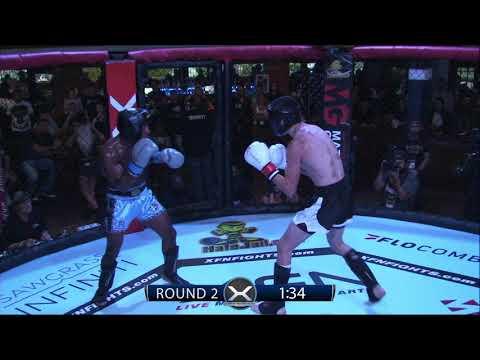 XFN34 Joseph Diamond vs Ricardo Remy