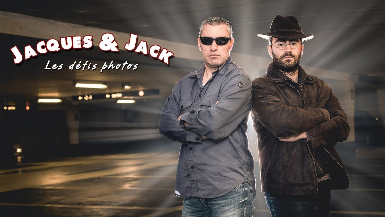 Les défis photos de Jacques & Jack - Teaser