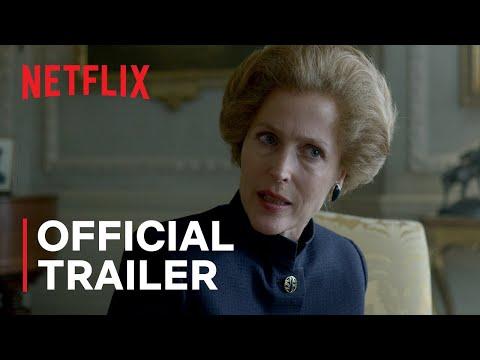 «Залізна леді» проти королеви в першому трейлері 4 сезону «Корони»