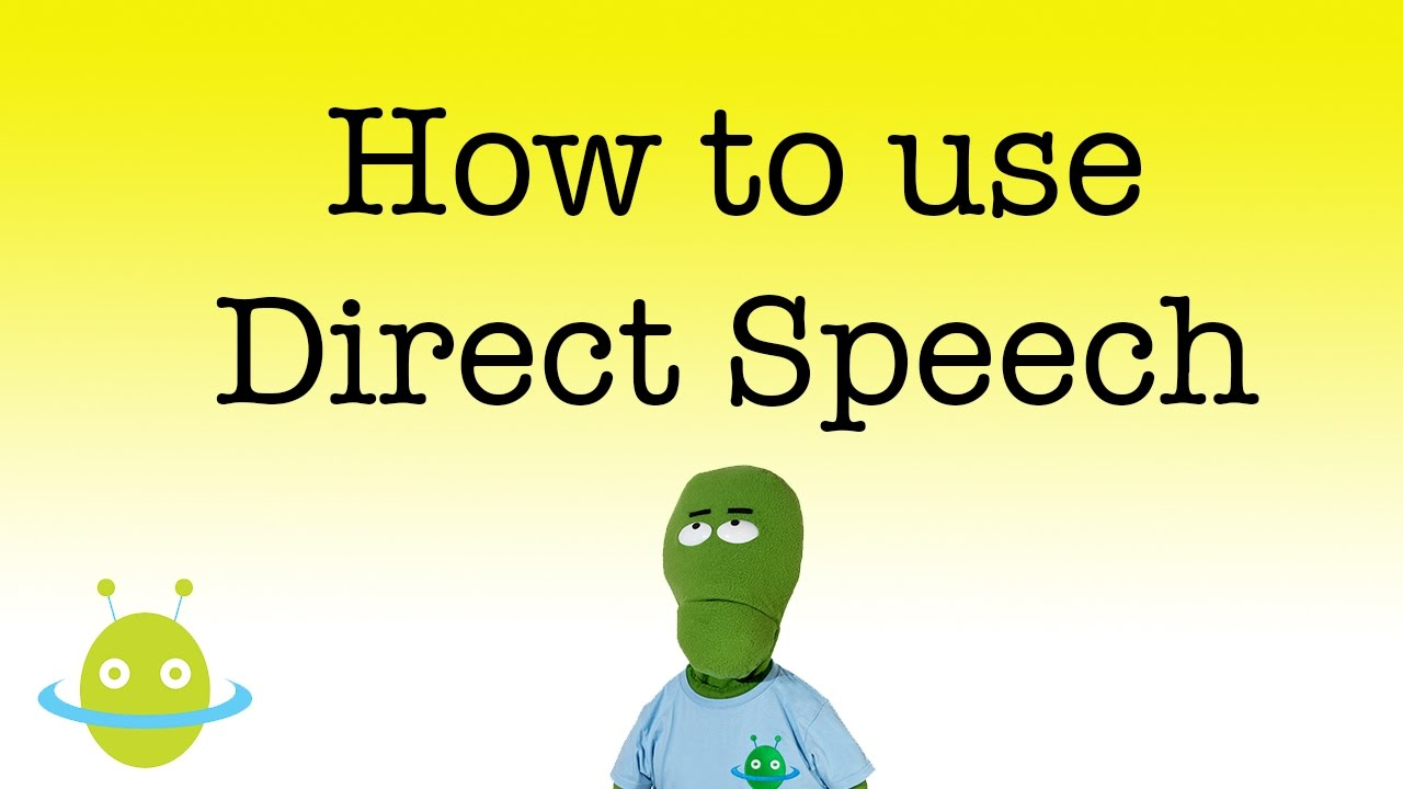 Image result for direct speech