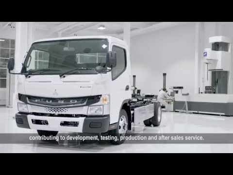FUSO | Our new state-of-the-art Quality Management facility
