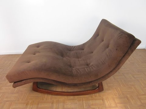 Amazing Ideas Of Double Chaise Lounge Indoor - YouTube