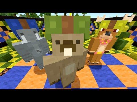 Minecraft Xbox - Run Away [447]