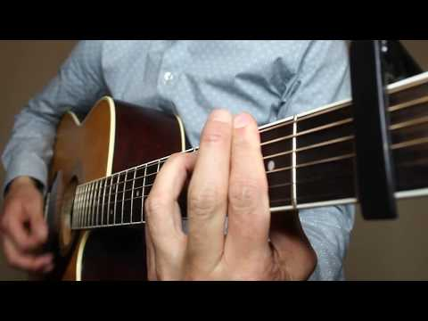 I Cross My Heart - George Strait | Guitar Cover