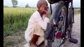 Punjabi Baba Singing A Beautiful Song.......mp4