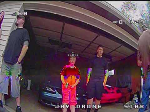 Eachine Trashcan WINDY FLIGHT Meet Jay Drones FAMILY Brushless Whoop