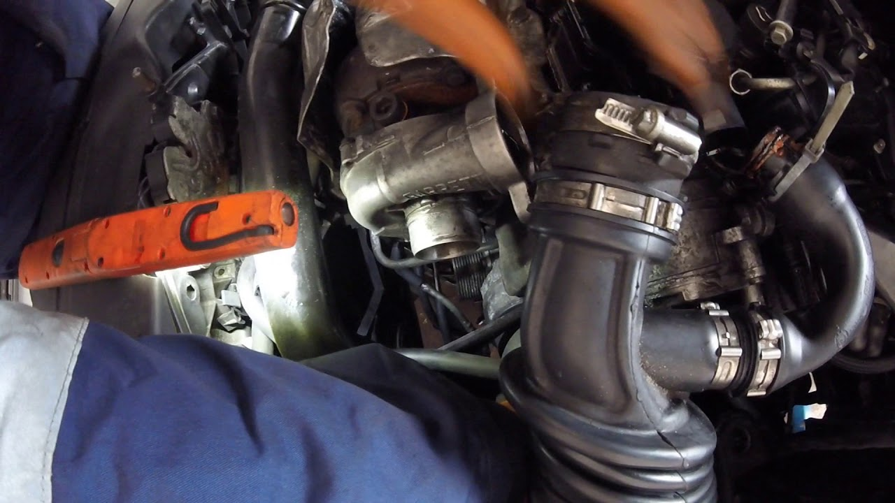 Cleaning DPF on Ford Focus 08 (See Update) by Neville J