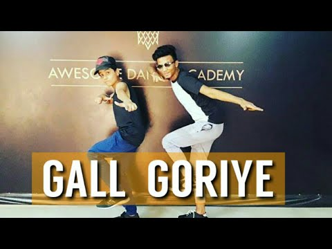 Gall goriye    Raftaar ft & maninder butter    Rk awesome dance academy