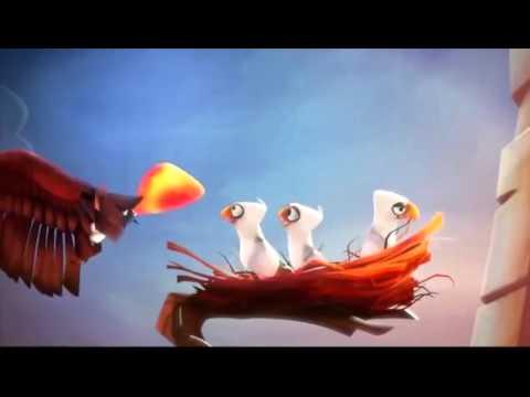 Про орлов мультфильм