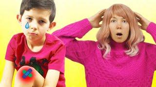 Boo boo story - kids songs by Mister Fidget