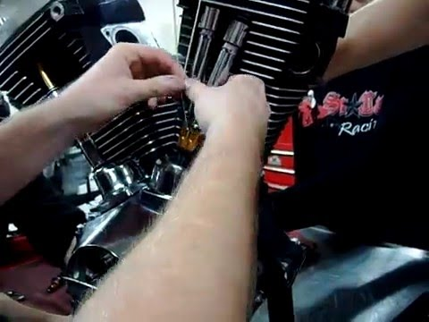 SOLVED: Replace rocker box gaskets on a twin cam harley? - Fixya