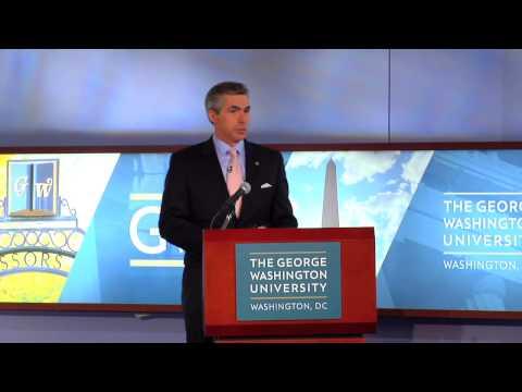 José Andrés George Washington University Food Course: Class 9, National Security
