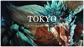 Reportage : Tokyo Game Show 2017
