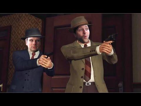 Game One - 1 Stunde mit L.A. Noire
