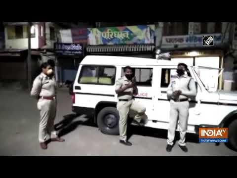 Watch: Police sings 'Zindagi Maut Na Ban Jaye' to aware people on COVID-19