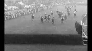 1956 GRAND NATIONAL,E.S.B WINS FROM DEVON LOCH DICK FRANCIS