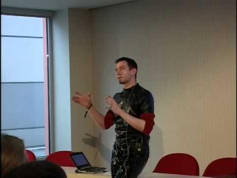 23C3: Introduction to matrix programming: trance codes