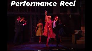 Ashley's Performance Reel 2020