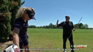 Jabra Ladies Open : dans la préparation de Pauline Roussin-Bouchard (n°2)