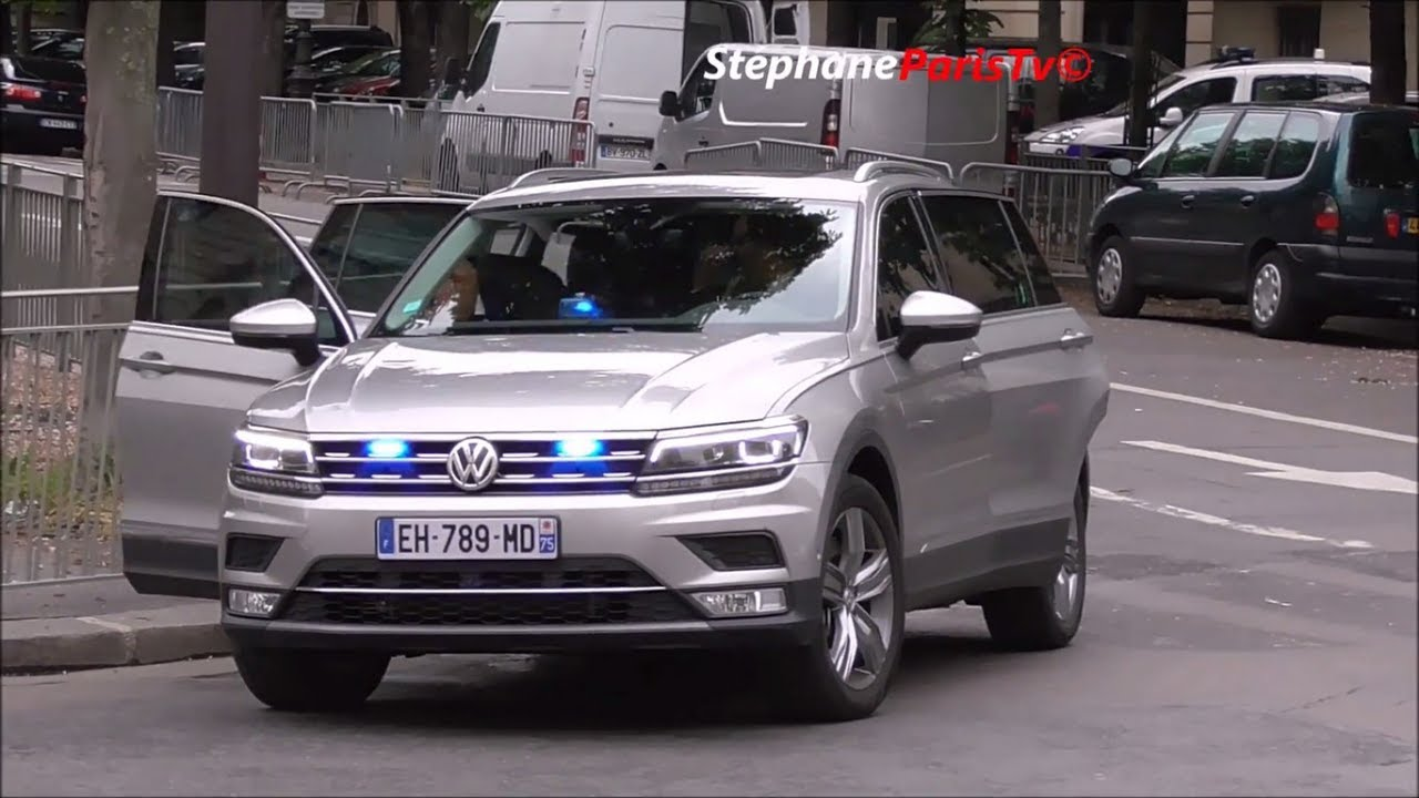 New Car Of The French Secret Service Youtube