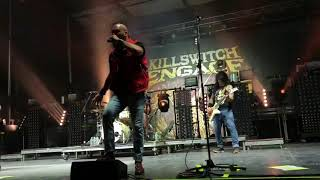 Killswitch Engage Reckoning Live 2018
