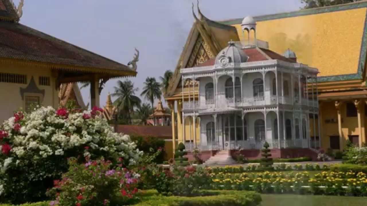 Камбоджа. Лучшие места отдыха в мире.