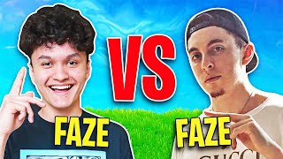 FaZe Jarvis Vs FaZe Tenser (Fortnite 1v1)