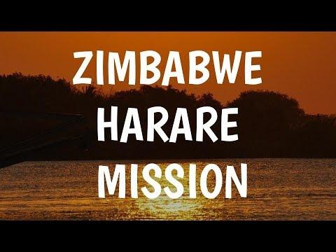 Zimbabwe Harare Mission
