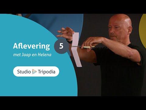 STUDIO TRIPODIA, AFLEVERING 5 (Elke woensdag om 19.00 uur op Youtube)